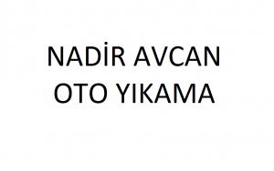 NADİR AVCAN NALÇACI CADDESİ OTO YIKAMA