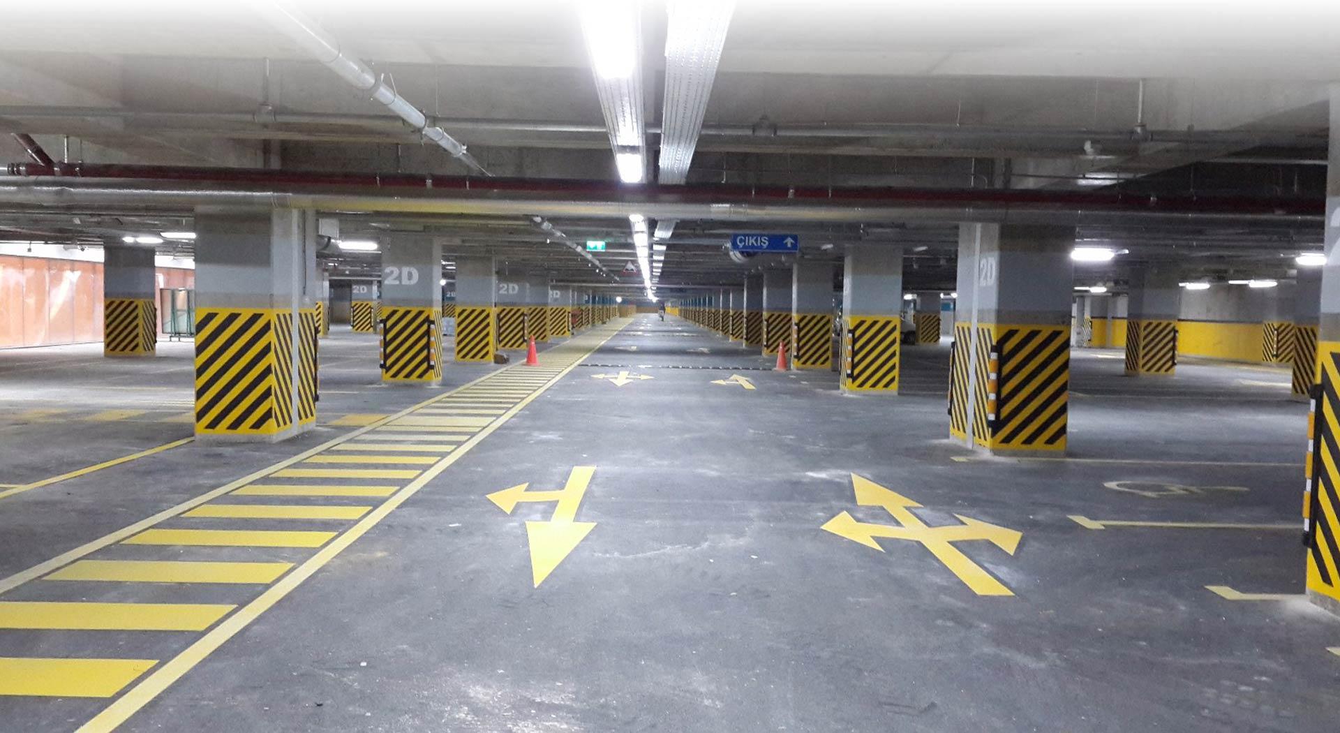 Çizgi Merkezi - Fabrika Yol Çizgileri
